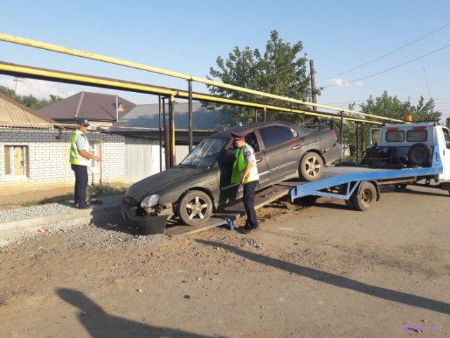 Второклассник Коля из Уральска угнал третью машину