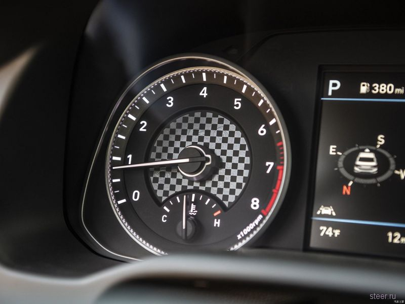 Представлена обновленная Hyundai Elantra
