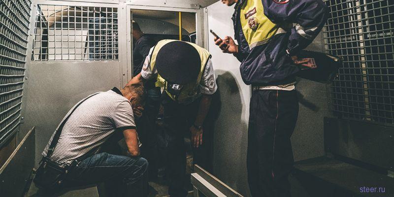 «В каршеринге девять из десяти — пьяные». Как ловят нетрезвых водителей