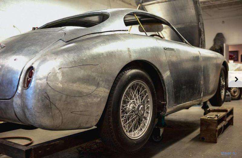 Мексиканец потратил более 50 лет на постройку уникального Ferrari