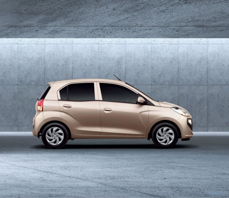 Hyundai представил новый хэтчбек класса A Santro