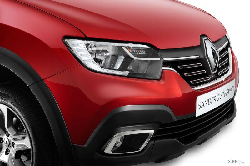 Объявлены российские цены на вседорожные версии Logan и Sandero