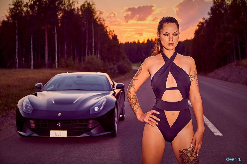 Лаура Фитцек - «Мисс тюнинг-2019»