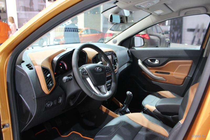 Lada XRAY Cross: от 730 000 рублей