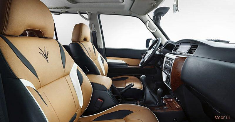 Nissan выпустил внедорожник под названием «Газель»
