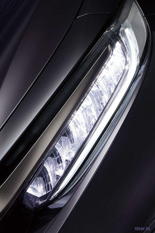 В Японии представлен новый Honda Insight