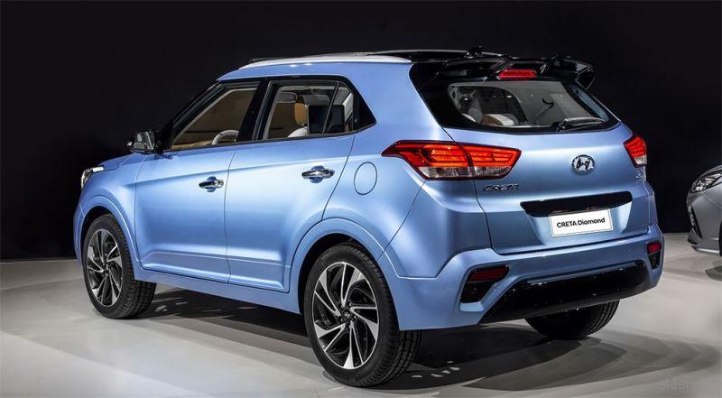 Официально представлена самая дорогая Hyundai Creta