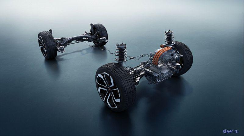 Enovate ME7 : китайский электрический кроссовер с обликом от дизайнера Porsche