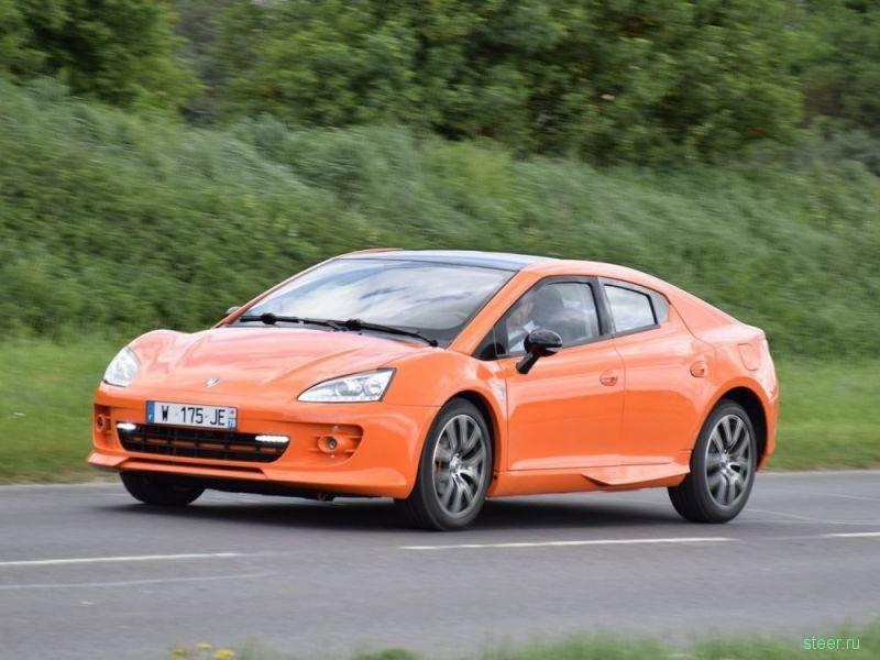 Французская компания MPM Motors представила новую версию своего спорткара MPM PS160 (копия российского Tagaz Aquila 2012 года)
