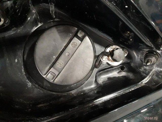 В Челябинске Bentley перевели на газ
