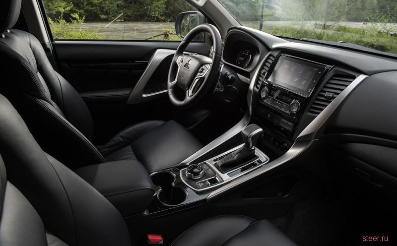 Началась российская сборка обновленного Mitsubishi Pajero Sport с дизелем
