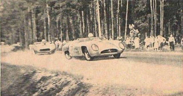 Забытый спорткар МАЗ. Как в Минске пытались сделать аналог Mercedes SLR