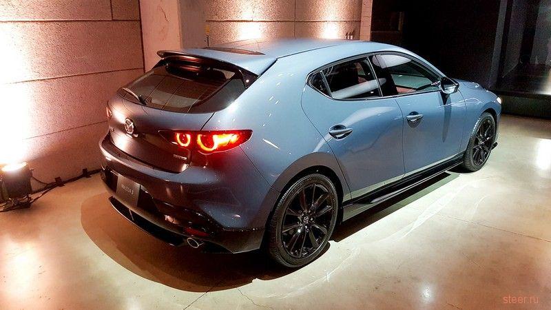 Новая Mazda3 представлена официально