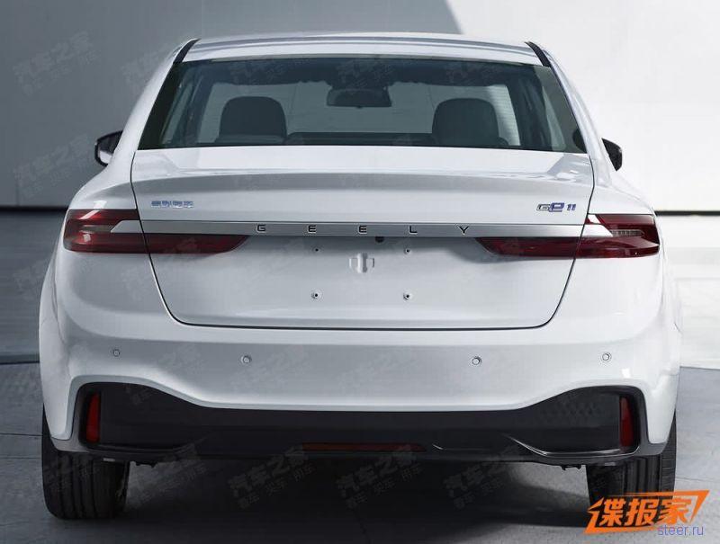 Китайский концерн Geely готовит дешевую альтернативу Tesla Model 3.