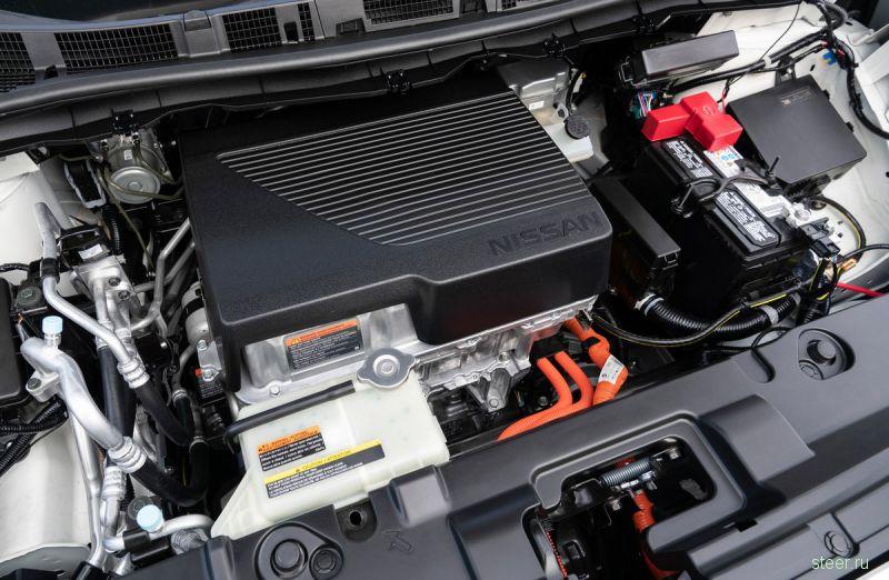 Nissan показал Leaf e+: с мощным мотором и большим запасом хода