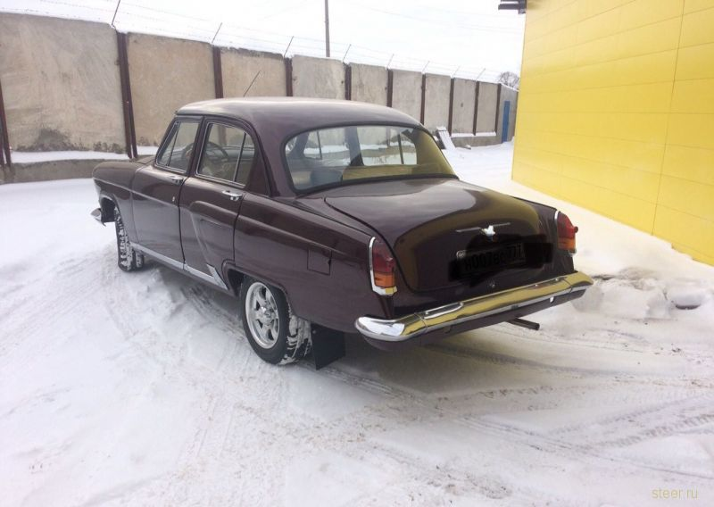 «Волгу Брежнева» продают по цене Lada