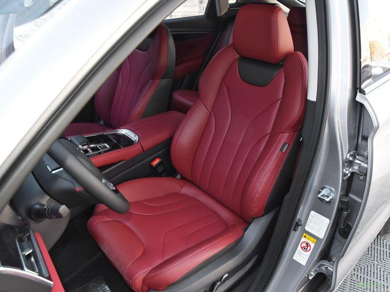Стартовали продажи купе-кроссовера Changan CS85 Coupe