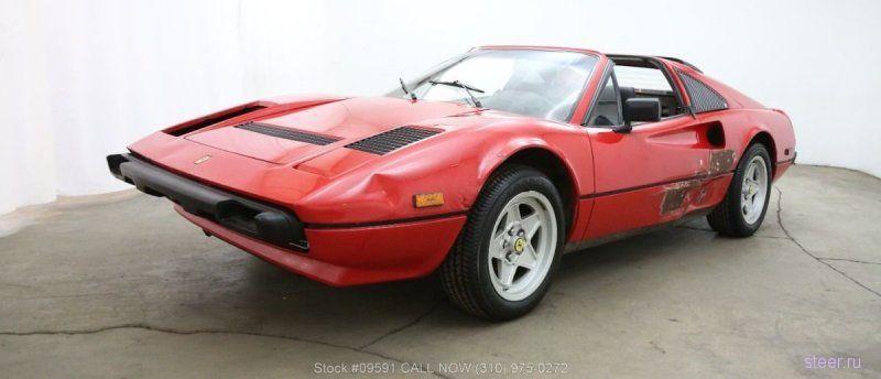 Купил дом вслепую, а в гараже оказался Ferrari 1984 года выпуска