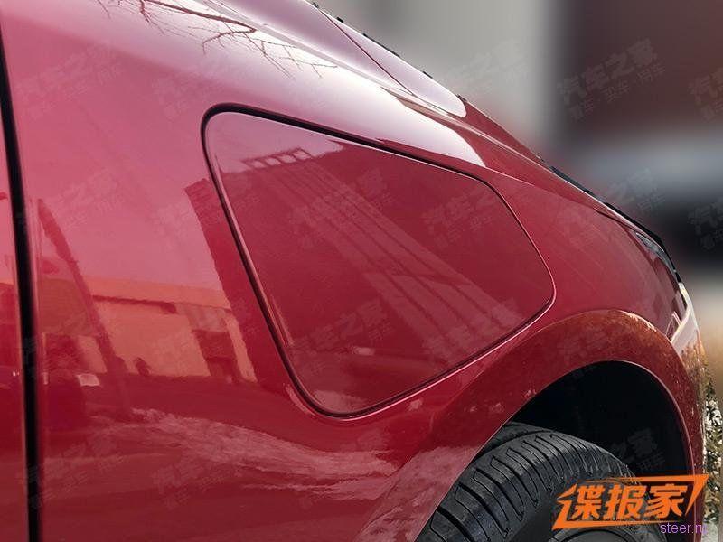 Geely  показали дизайн конкурента Tesla Model 3