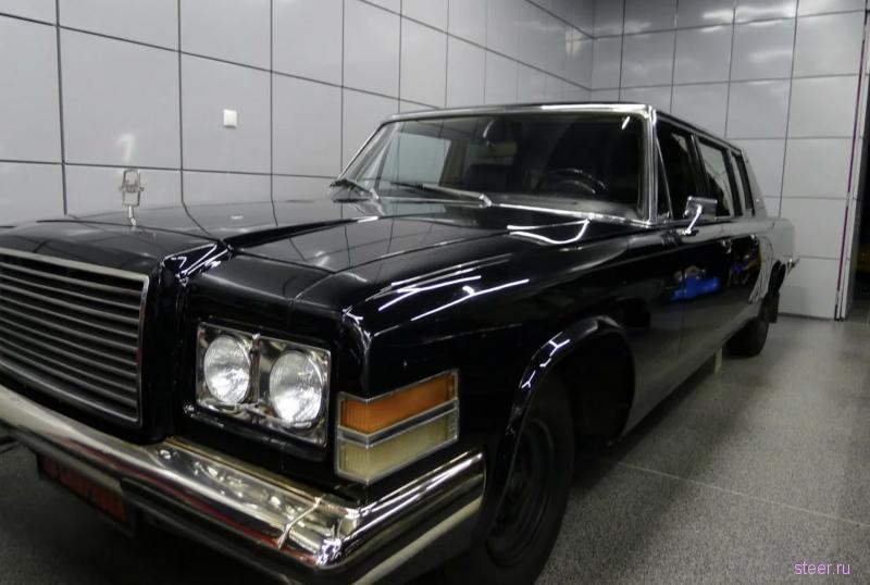 Лимузин секретаря ЦК КПСС продают за 12 млн рублей