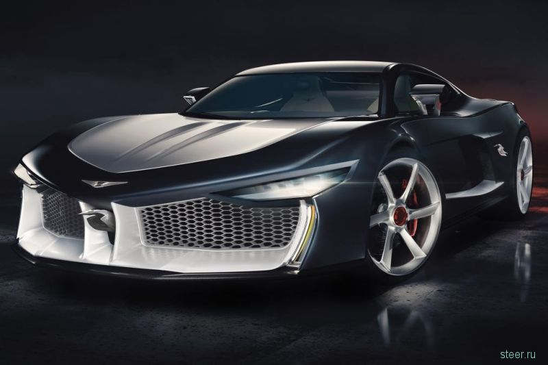 Hispano Suiza Maguari HS1 GTC : Автомобиль за 164 миллиона рублей
