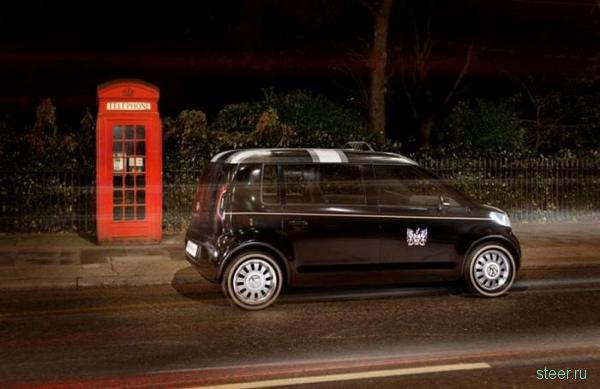 Концепт лондонского такси от Volkswagen (фото)
