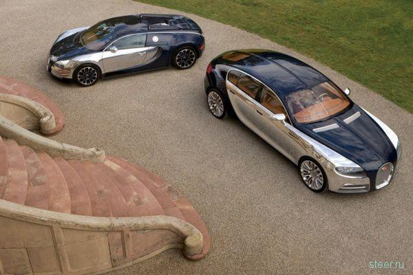 Bugatti 16C Galibier (фото)
