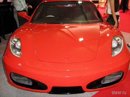 Ferrari F430 на базе Toyota Corolla (фото)