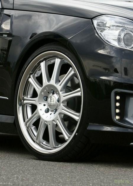 Carlsson подготовил собственную тюнинг-программу для нового Mercedes-Benz E-класса (фото)