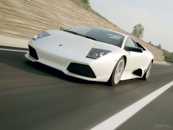 Журналисты Forbes назвали самые экономичные суперкары (фото)