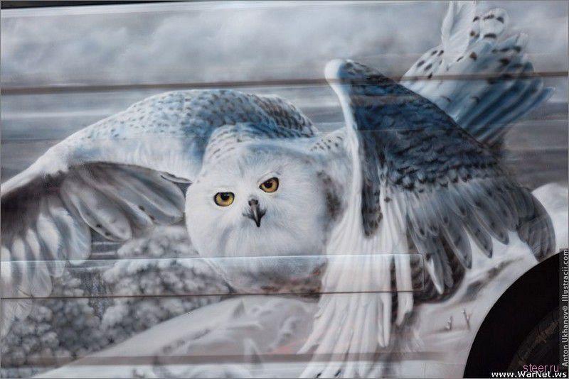 Выставка Аэрограф 2010 (фото)