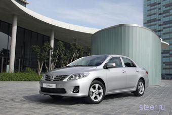 1 июля стартуют продажи обновленной Toyota Corolla в России от 599 000 рублей (фото)