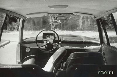 Советское перспективное такси 1964 года (фото)