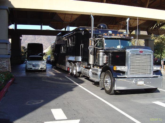 Midnight Rider - самый большой лимузин в мире (фото)