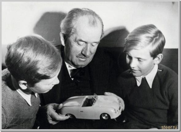 Фердинанд Порше и самый массовый автомобиль (фото)