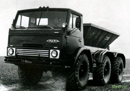 Уникальные и необычные советские автомобили (фото)