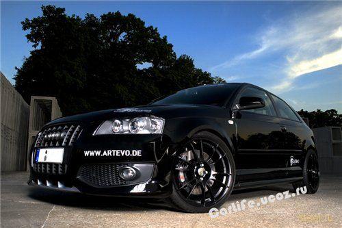 Artevo Audi S3 Evo
