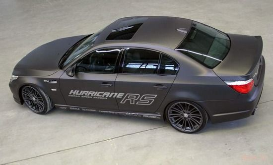 G-Power M5 HURRICANE RS