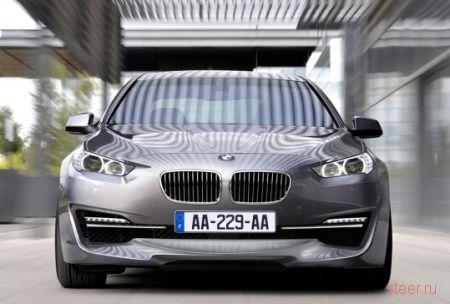 Новая BMW 3-й серии. Первая информация (фото)