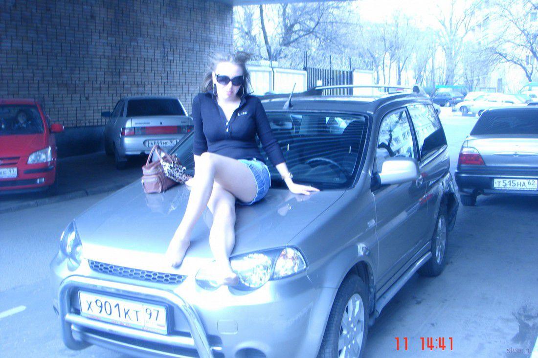 Российские автоледи (часть 5)