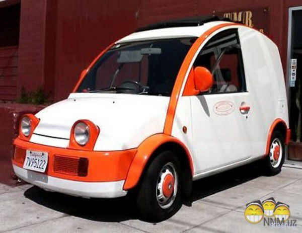 Странности автомобильного дизайна (фото)