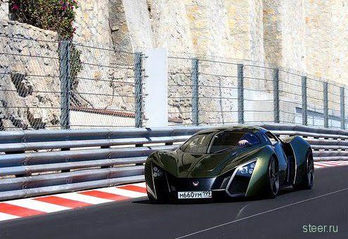 Marussia B2 (фото)