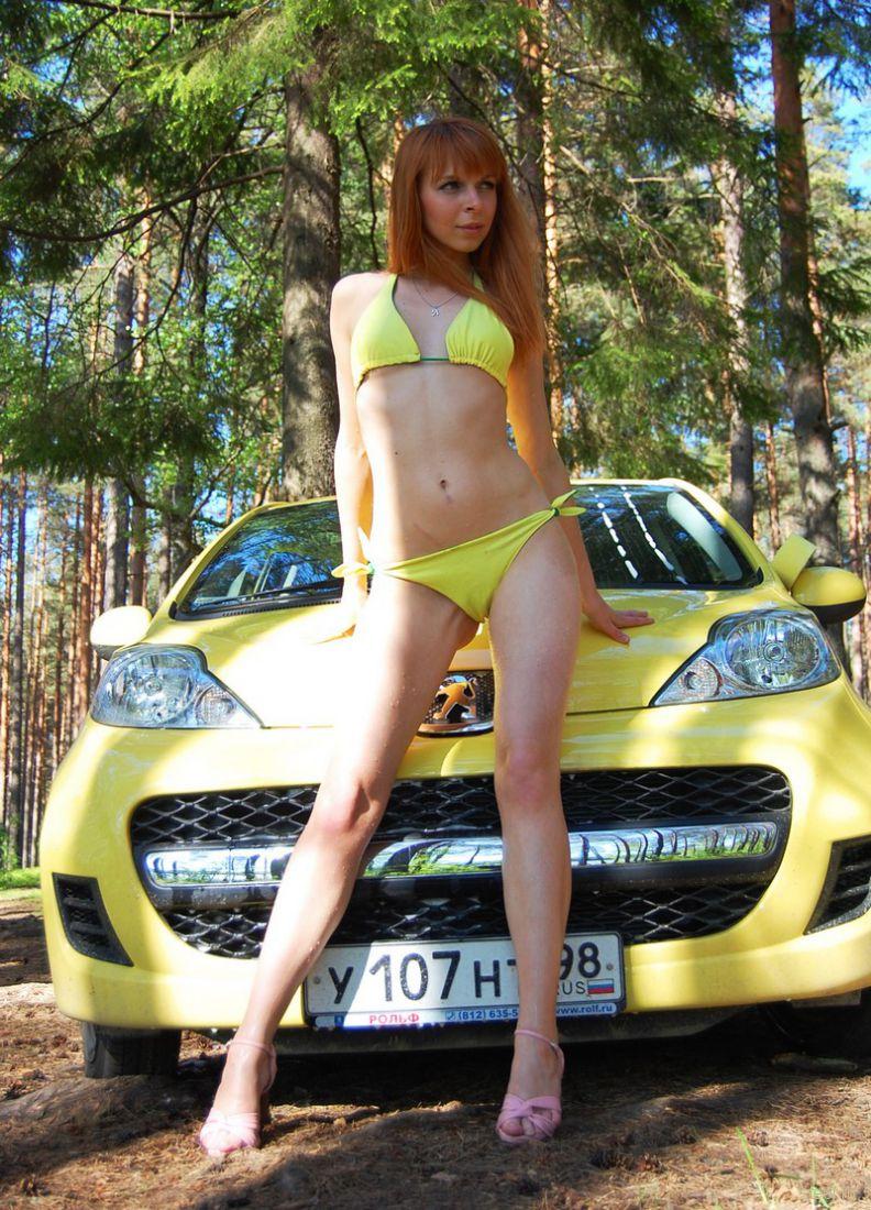 Российские автоледи (часть 8)