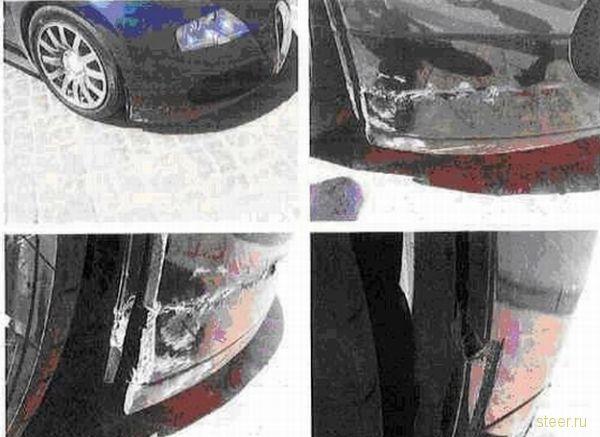 Стоимость ремонта Bugatti Veyron (фото)