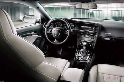 Первые фотографии самой мощной Audi RS5 (фото)