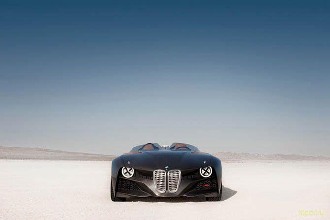 Уникальный автомобиль BMW 328 Hommage (фото)