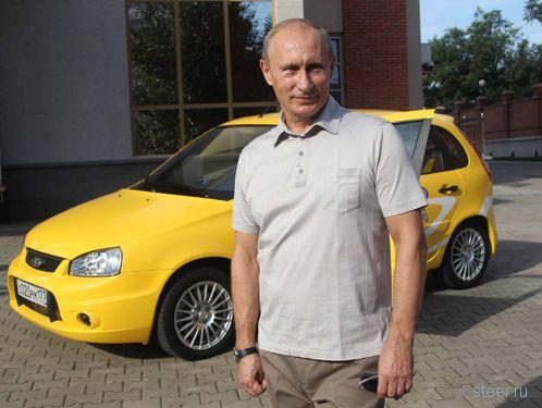 Путин решил сам проехать по всей трассе Чита–Хабаровск на