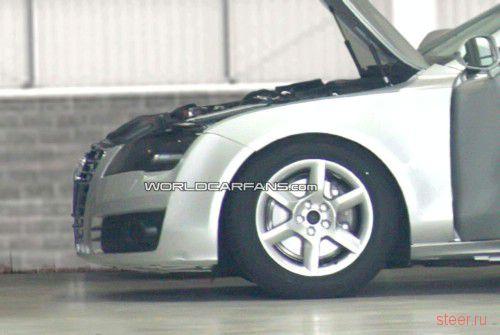 Шпионские фото новой Audi A7 (фото)