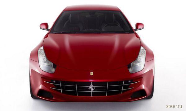 Ferrari FF : огромный универсал (фото)