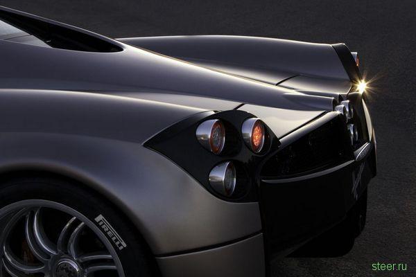 Официально представлен суперкар Pagani Huayra (фото)